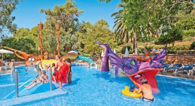 Отели в испании для отдыха с детьми все включено